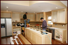 Ordinaire We Recently Finished A Full Home Remodel In Newport News Involving The  Renovation Of The Kitchen, Master Bath, Plus Painting, Flooring And  Carpeting The ...