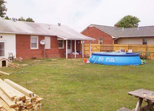 Williamsburg Deck Builders York County Hampton