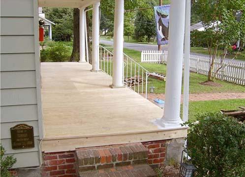 Williamsburg Deck Builders - York County - Hampton - Newport News
