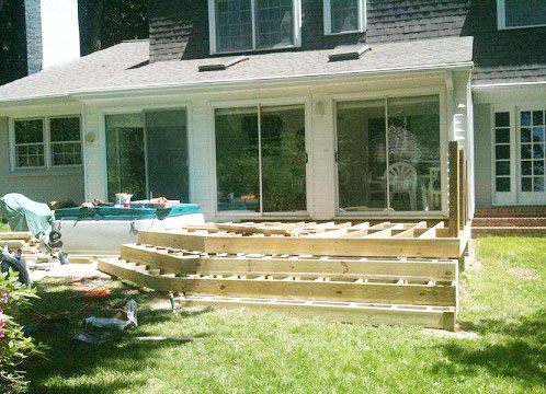Williamsburg Deck Builders York County Hampton
