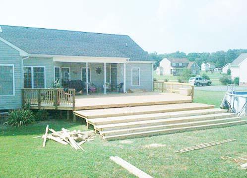 Deck Builders Deck Builders Newport News Va